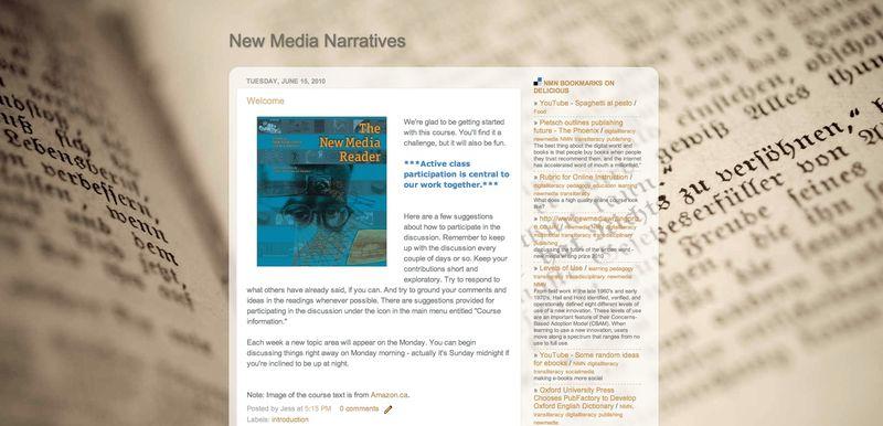 NMN blog